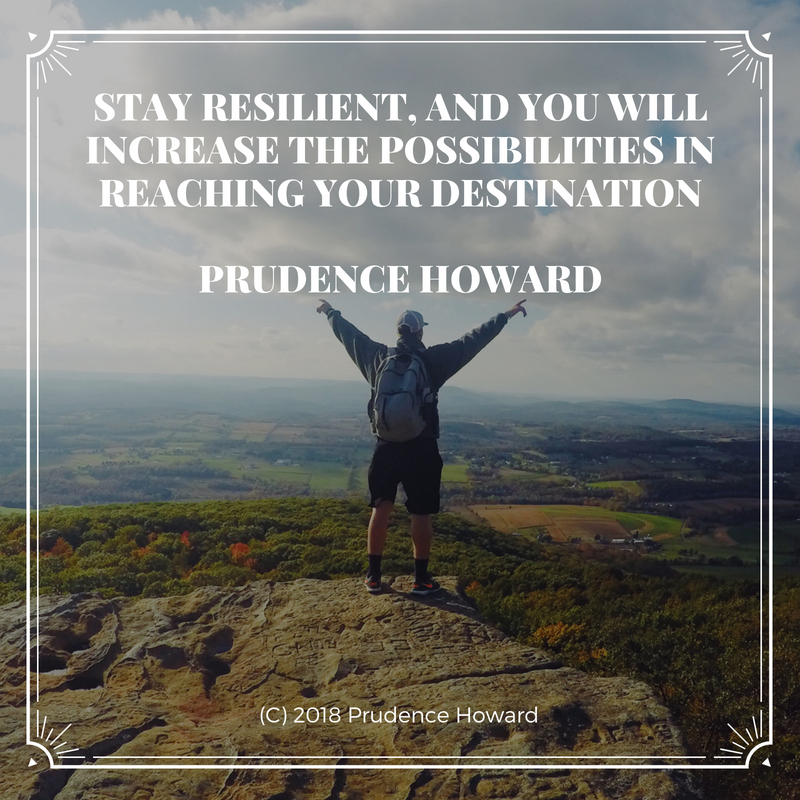 Prudence Howard Quote for Professional Development